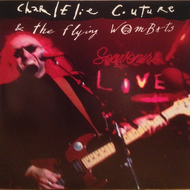 visuel Souvenirs live – CharlElie Couture & The Flying Wombats