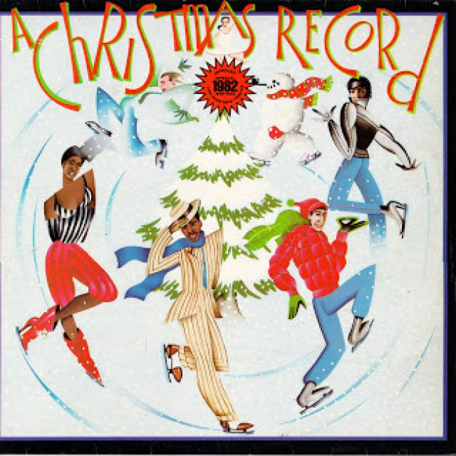 visuel Christmas Record
